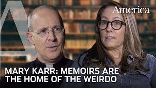 Mary Karr's 'The Art of Memoir'