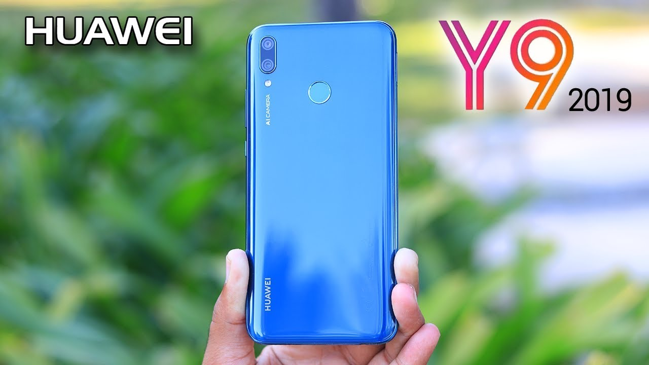 Huawei Y9 2019 Price in Pakistan & Specifications - WhatMobile