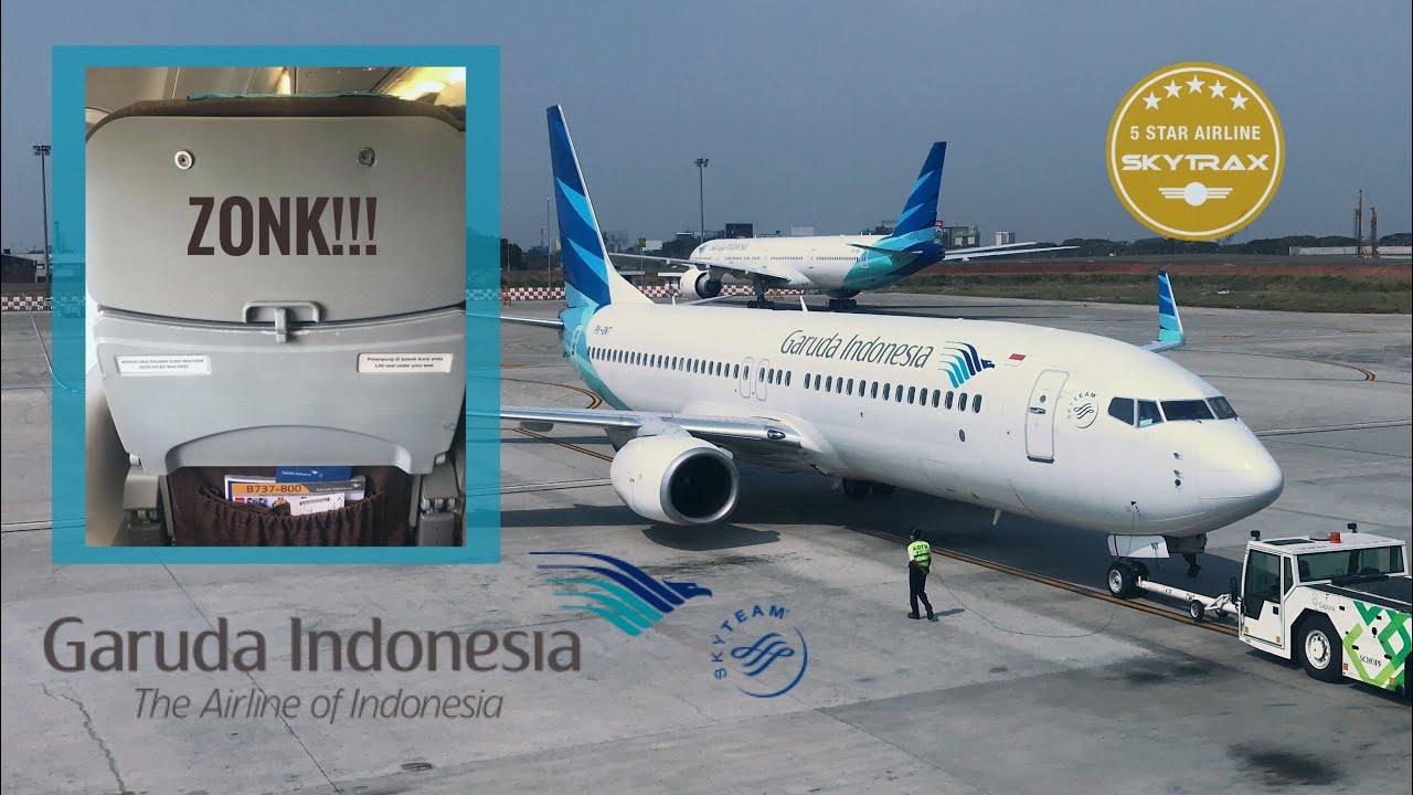 no ife garuda indonesia flight ga155 experience batam to rh youtube com