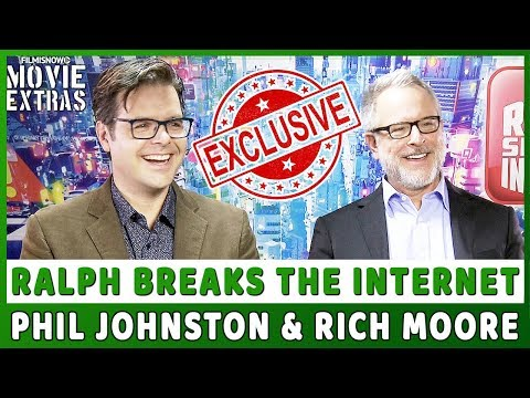 RALPH BREAKS THE INTERNET | EXCLUSIVE Interview with Phil Johnston & Rich Moore Mp3