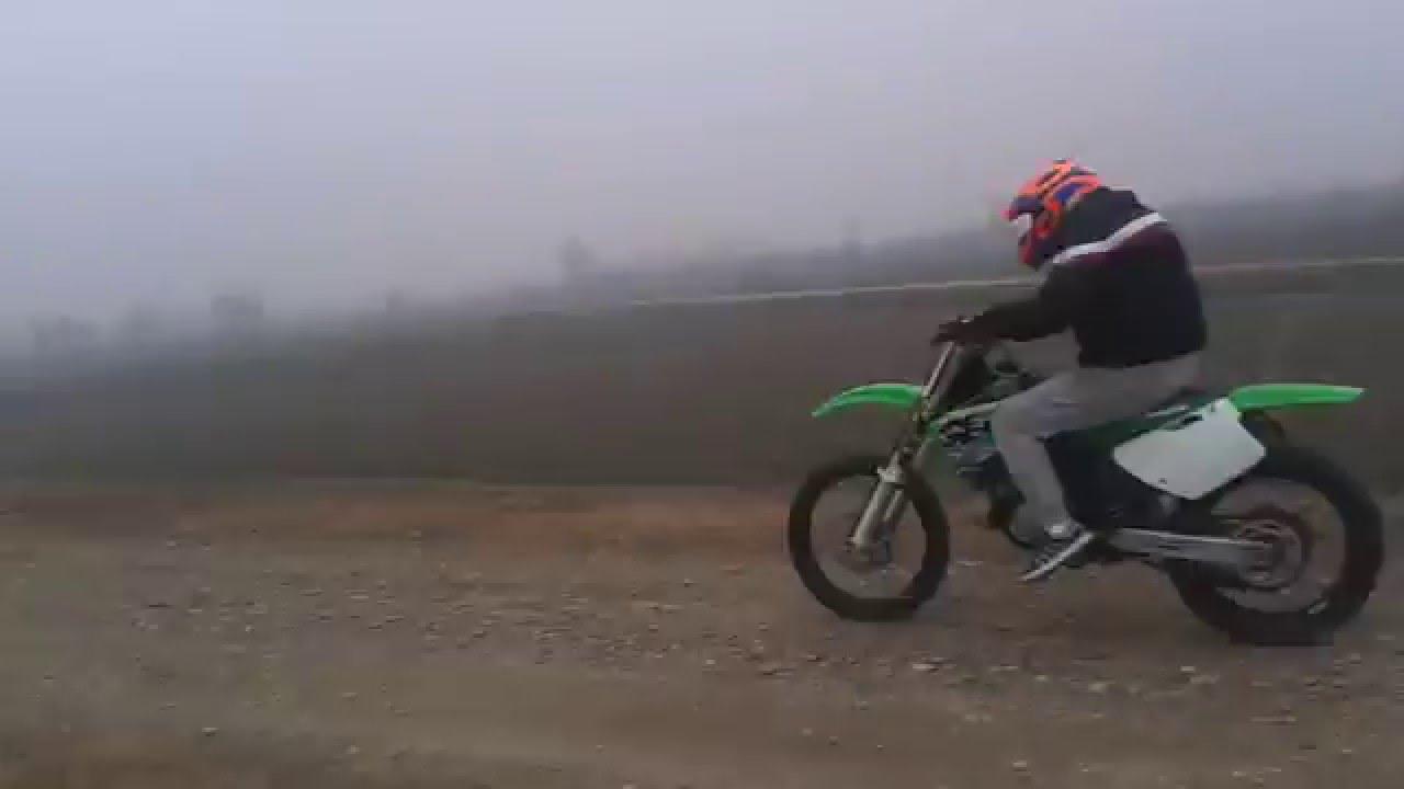 kawasaki kx 125 1997 top speed
