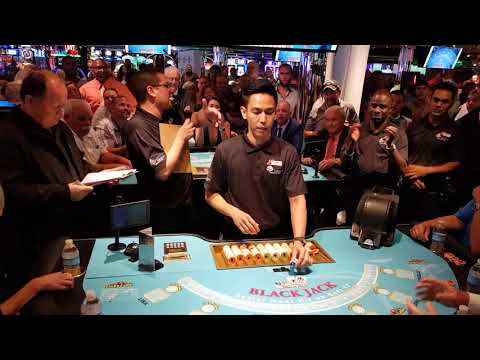 Blackjack Tournament Magic May 5th 2018