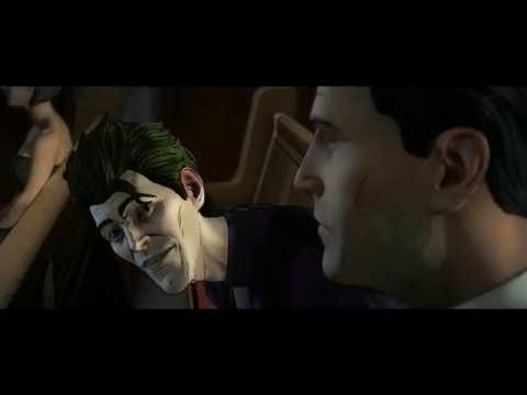 Telltale's Batman: The Enemy W...
