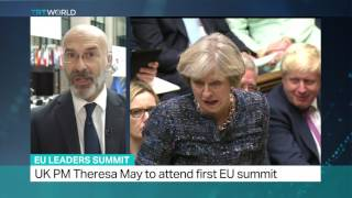 UK Prime Minister Theresa May to attend first EU summit