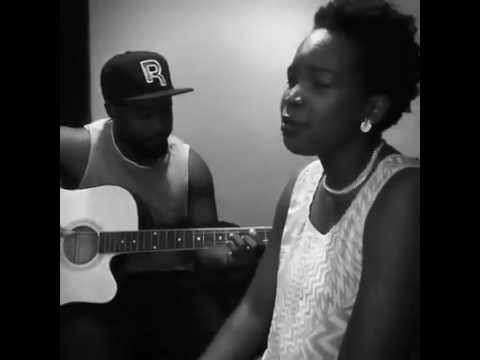 Come a little bit closer- Brandy (Cover by Bero)