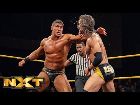 EC3 vs. Adam Cole: WWE NXT, Oct. 24, 2018