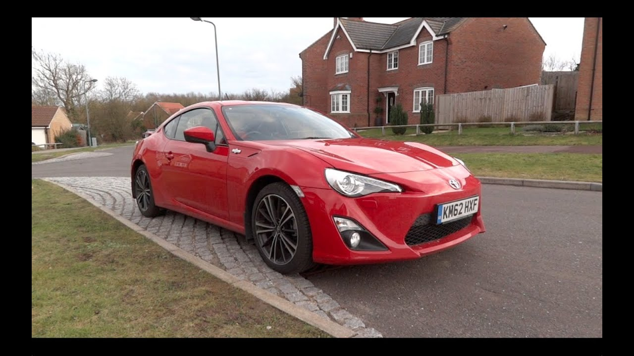 2012 Toyota Gt86 Start Up And Full Vehicle Tour Youtube