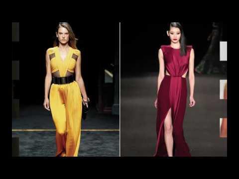 Гламурные платья для женщин