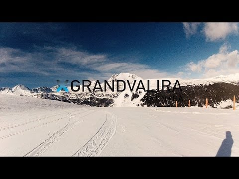 Ski Grandvalira Andorra GoPro