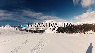 Ski Grandvalira Andorra GoPro 2014