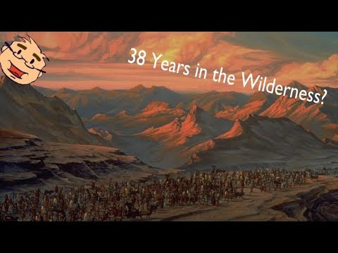 What Happened When Israel Was In The Wilderness?