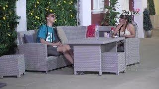 Zadruga 3   Miljana Peva Tercu Milanu Petkoviću Pa Plače   17.09.2019.