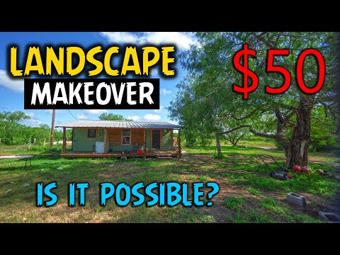 Landscape Makeover - Ranch Rescue -Day 48