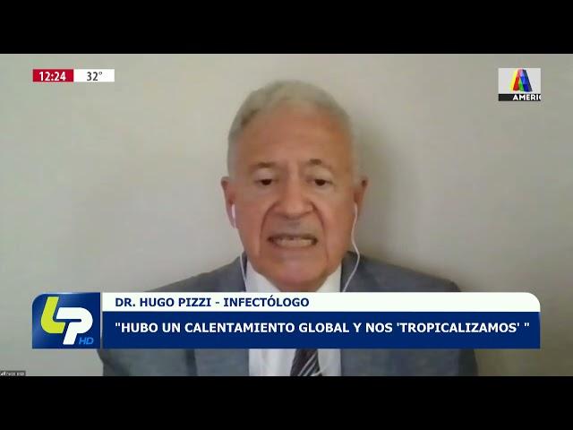 Dr. Hugo Pizzi: