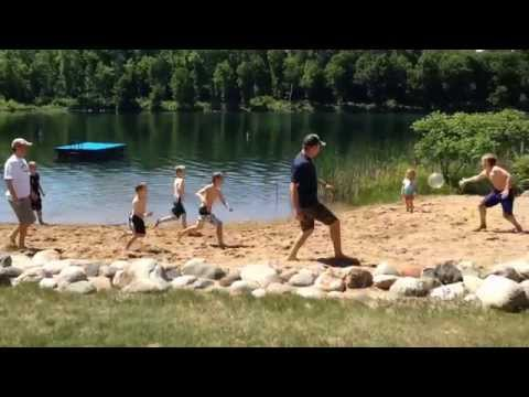 Family Vacation in Crosslake Minnesota