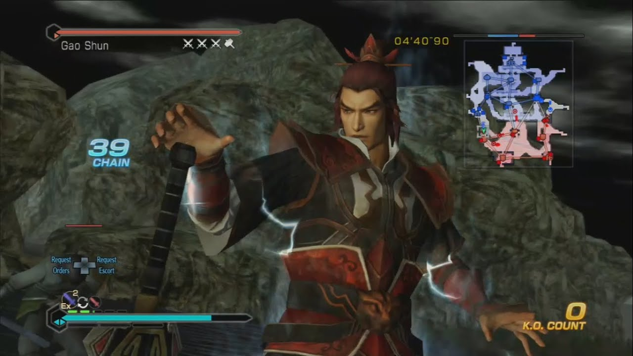 dynasty warriors 8 empires weapons unlock