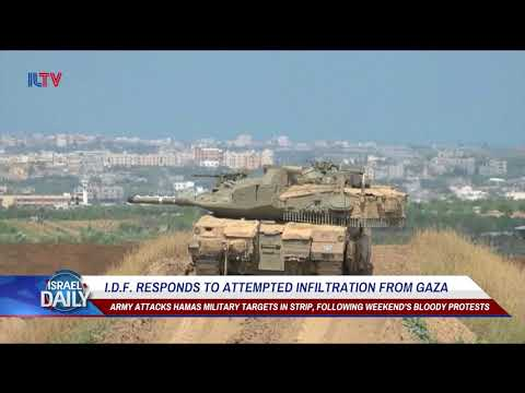 Your Morning News From Israel - Apr. 9, 2018