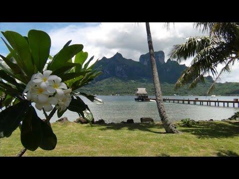 Fanning Island, Nuku Hiva, French Polynesia, and Hawaii