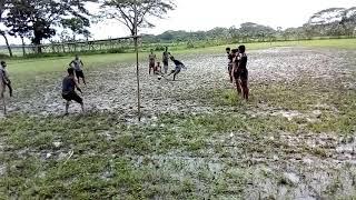 Funny football goal 2018   funny penalty goal   Free kick goal   Village football   গ্রামের ফুটবল।