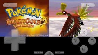 Como baixar e jogar pokemon Heart Gold/Soul Silver no Android