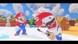 TORNADOS DE ARENA - MARIO & RABBIDS KINGDOM BATTLE - EP 8