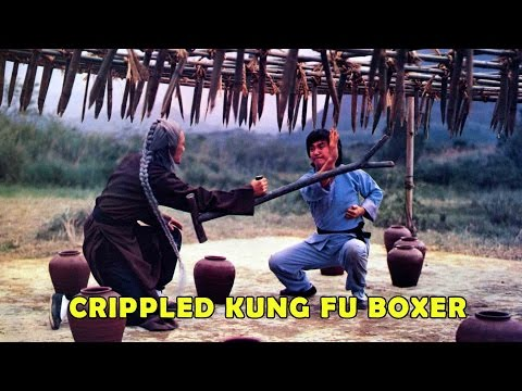 Wu Tang Collection - Crippled Kung Fu Boxer