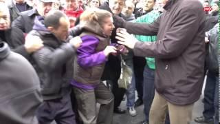 Erőszak A 2015 Március 15-ei állami ünnepségen