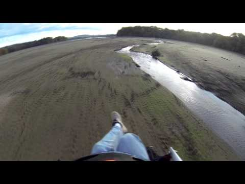 Paramotor Adventures At The Reservoir