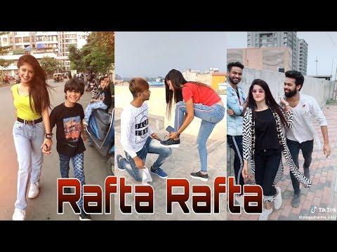 Rafta Rafta Dekho Aankh 👀 Meri Ladi Hai | New Tik Tok Trending Videos | By R m Vaghela