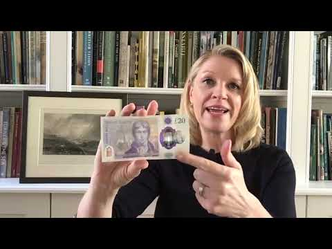 An Artist of Note: Turner and the new £20 - an Arts Society lecture by Nicola Moorby