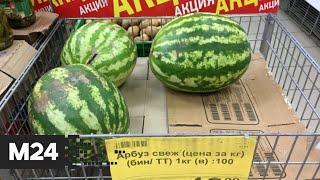 В магазине Магнит сообщили итоги проверки арбузов после отравления семьи Москва 24