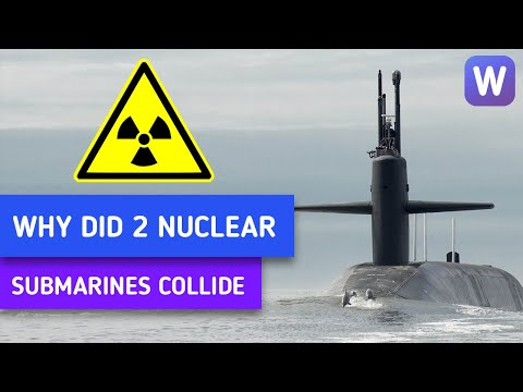 Why Did 2 Modern Nuclear Submarines Collide In 2009?