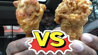 Hooters Wings VS Buffalo Wild Wings Video