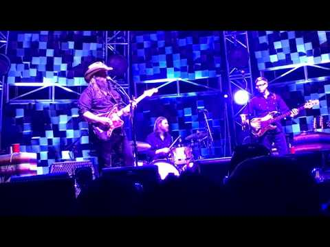 CHRIS STAPLETON/Tuesday's Gone-The  Devil Named Music @ The L.A. Forum