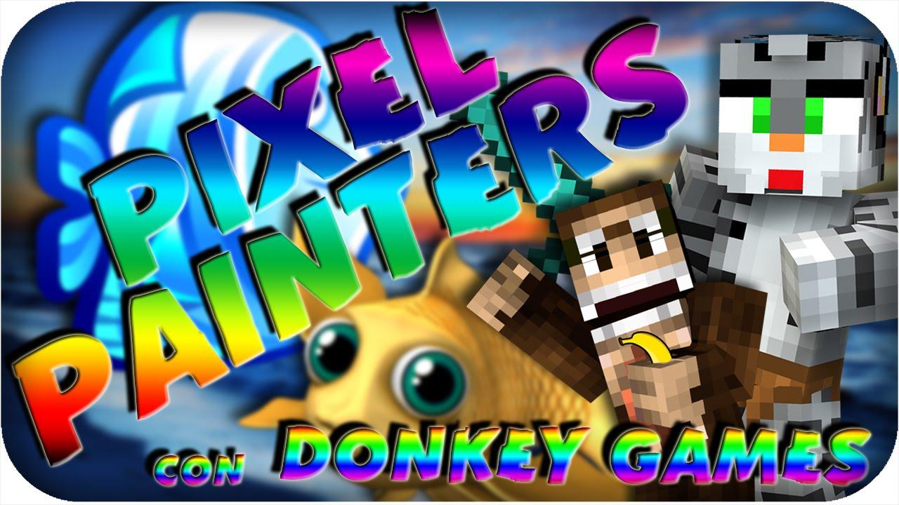 ip servidor donkey: