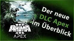 ArmA 3 Apex - Der neue DLC im Überblick