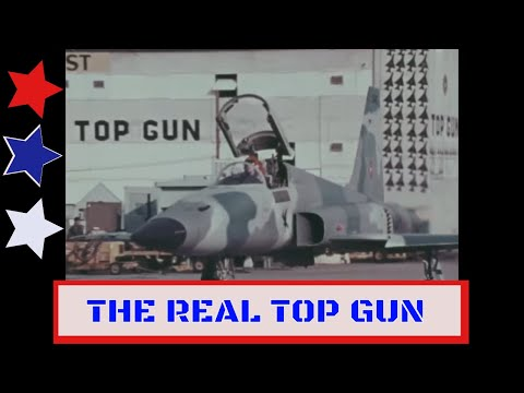 U.S. NAVY TOP GUN   NAVY FIGHTER WEAPONS SCHOOL  F-14 TOMCAT 1970s PROMO MOVIE 81774