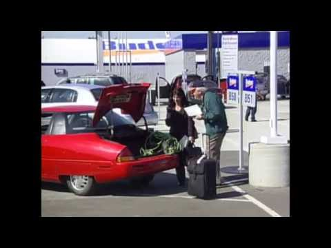 Candid Camera Classic: Battery-Powered Car