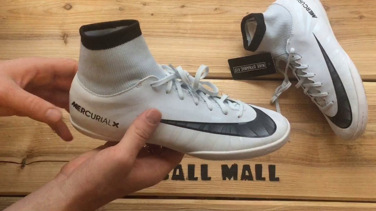 2edd72b37f728 ОБЗОР Nike MercurialX Victory VI CR7 DF IC 903611-401 - YouTube
