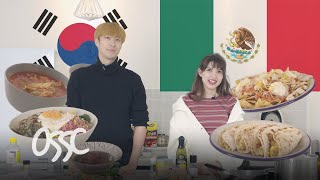 Korean & Mexican People Swap Breakfasts