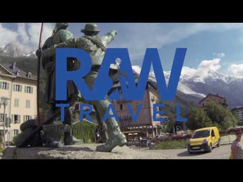 Trekking Mont Blanc with RAW Travel