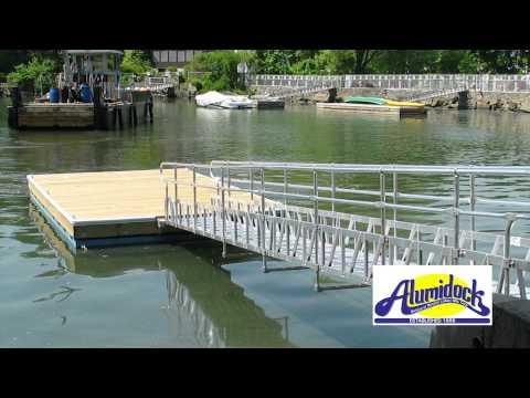 Aluminum Gangways