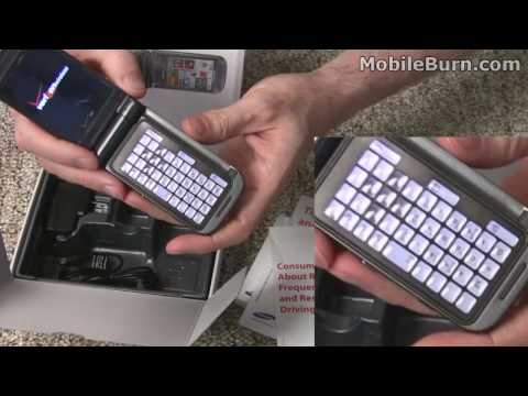 Samsung Alias 2 unboxing