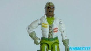 1989 Stalker (Tundra Ranger) GI Joe review