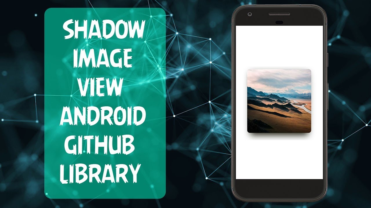Shadow ImageView Android