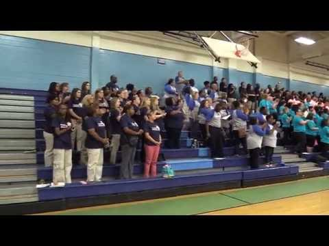 Edgecombe County Public Schools Convocation 2016