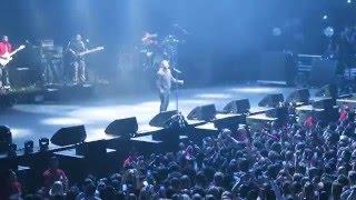Kendrick Lamar - For free? LIVE - Melbourne, Rod Laver arena 2016