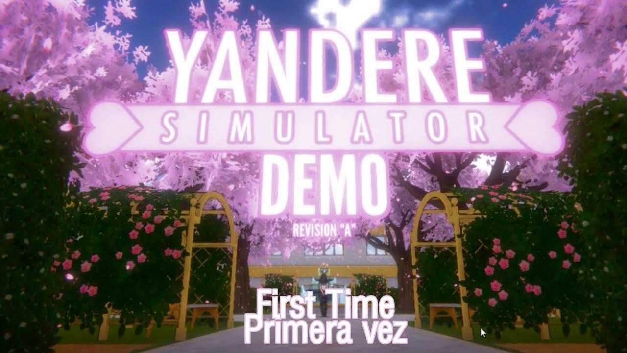 Yandere Simulator Ep.1 |Intro| 👀🔪