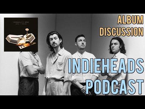 Arctic Monkeys - Tranquility Base Hotel + Casino ALBUM DISCUSSION