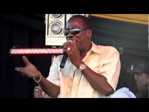 Leroy Sibbles - Rock And Come On - Live In Toronto - Jamaica Day 2012